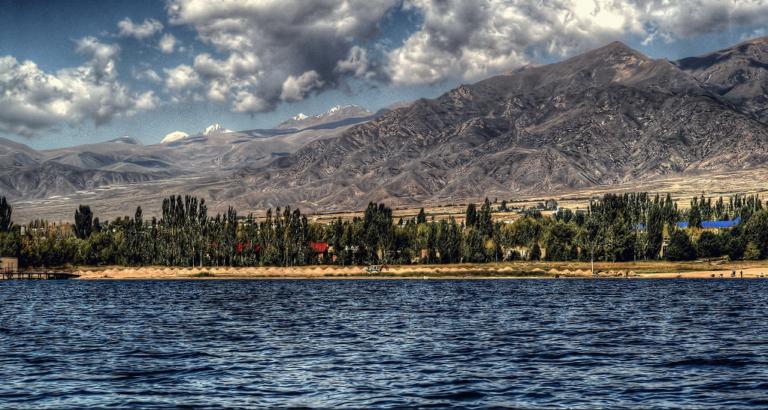 Виза в киргизию от EATRAVEL