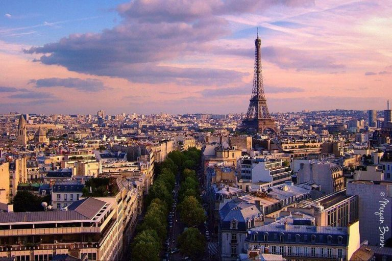 Виза во Францию от EATRAVEL